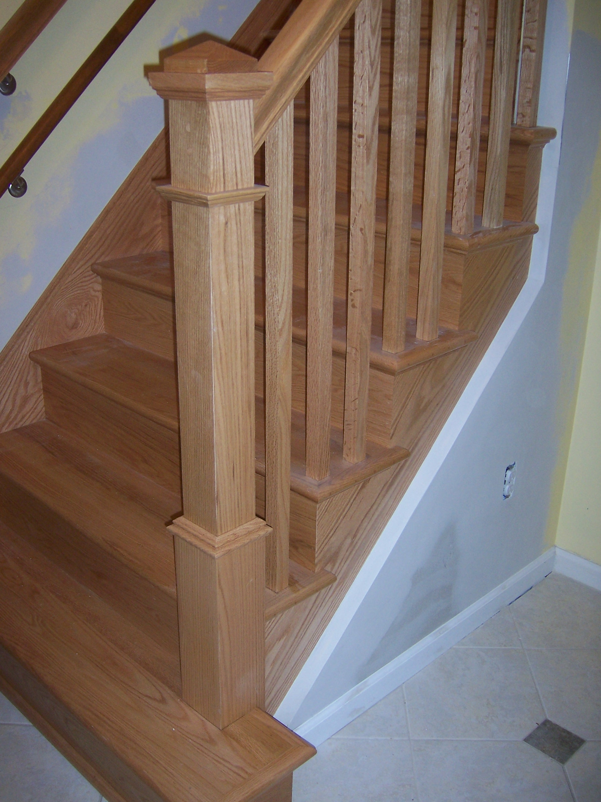 The Removal Of Your Existing Stair And Replacement With A Pre Built Stair  Usually Happens Within The Same Day.