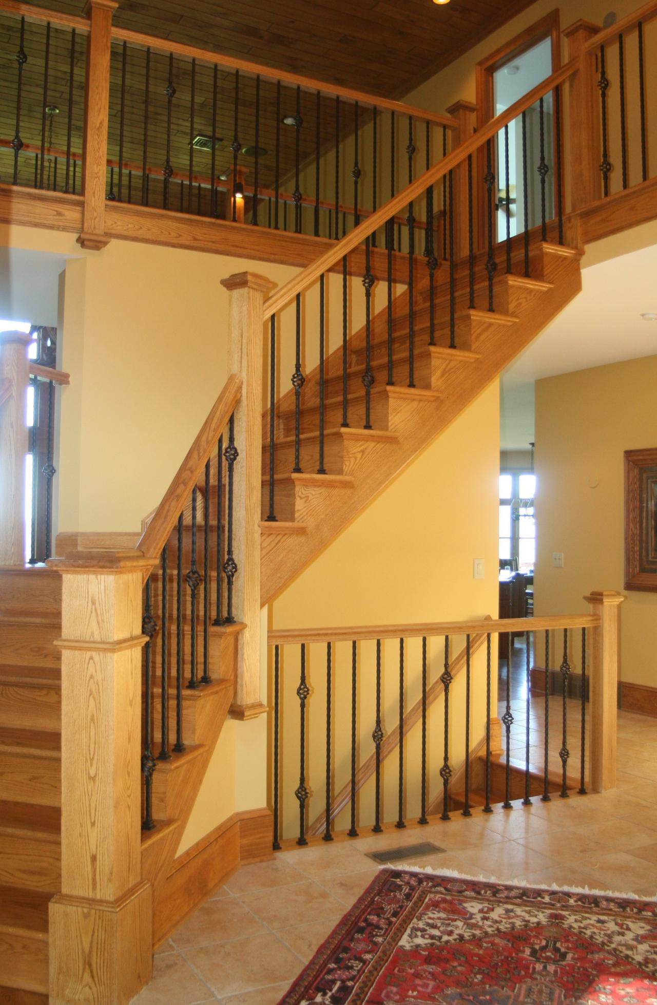 Stairs Makeover Ideas